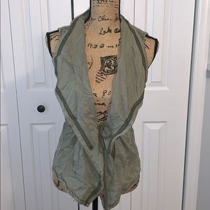 NWT Max Jeans Vest